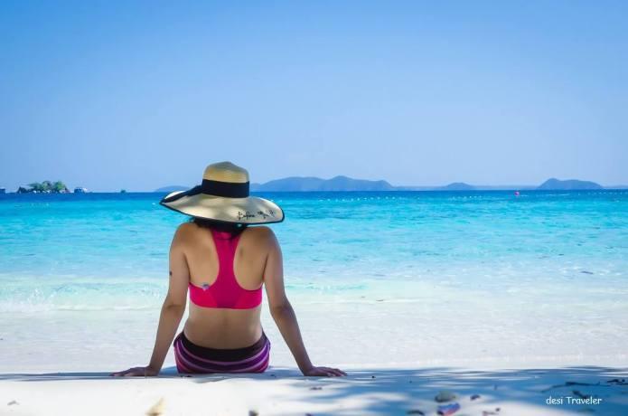 Ko Rang White Sand Beach Koh Chang Thailand