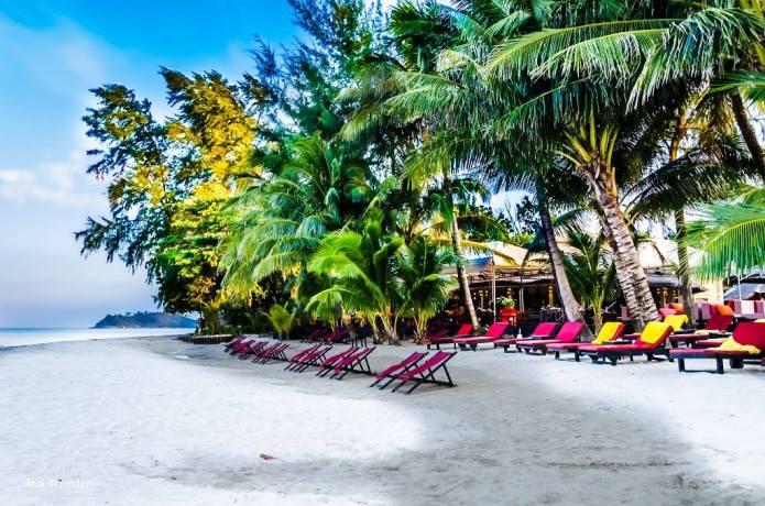 Centara Koh Chang Tropicana Resort Beach