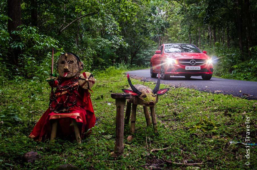 Mercedes Benz India Road Trip