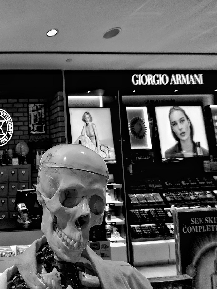 Georgio Armani Showroom Changi Airport Singapore
