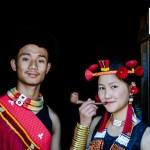 December 2017 Calendar Desktop Wallpaper- Hornbill Festival Kohima Nagaland