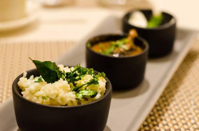 Dinner Novotel Chennai OMR review