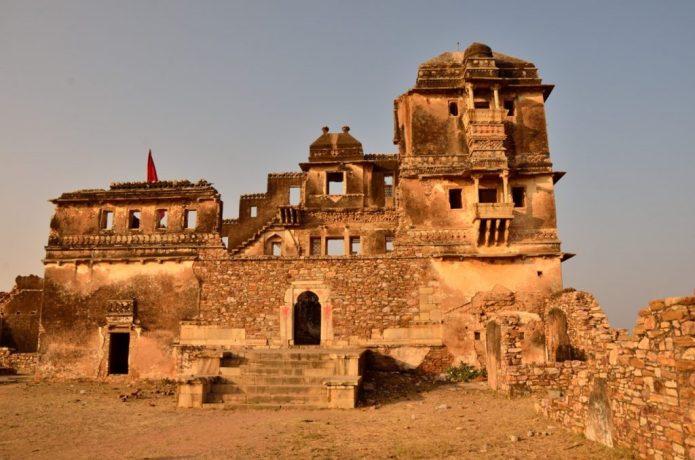 Palace of Padmavati Chittorgarh Rajasthan
