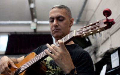 Nitin Sawhney live in the Royal Albert Hall