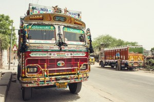 Horn Please_Jodhpur Trucks