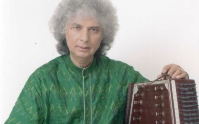 UP, CLOSE AND PERSONAL with PANDIT SHIVKUMAR SHARMA