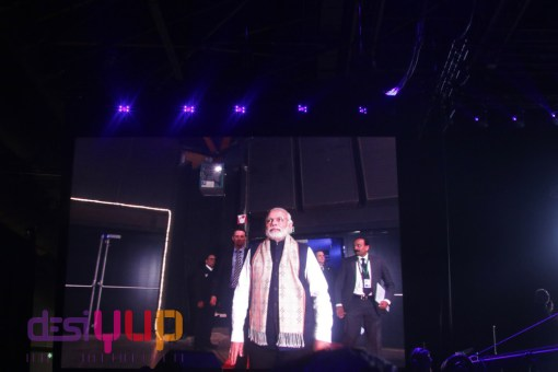 PM Modi – Stronger Together (Brussels)