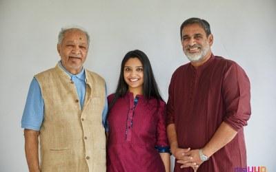 H.E. Ambassador Venu Rajamony International Yoga Day Invitation