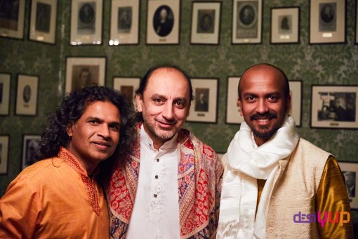 Manish Vyas and Band Present Naad Shakti: The Power of Indian Sounds