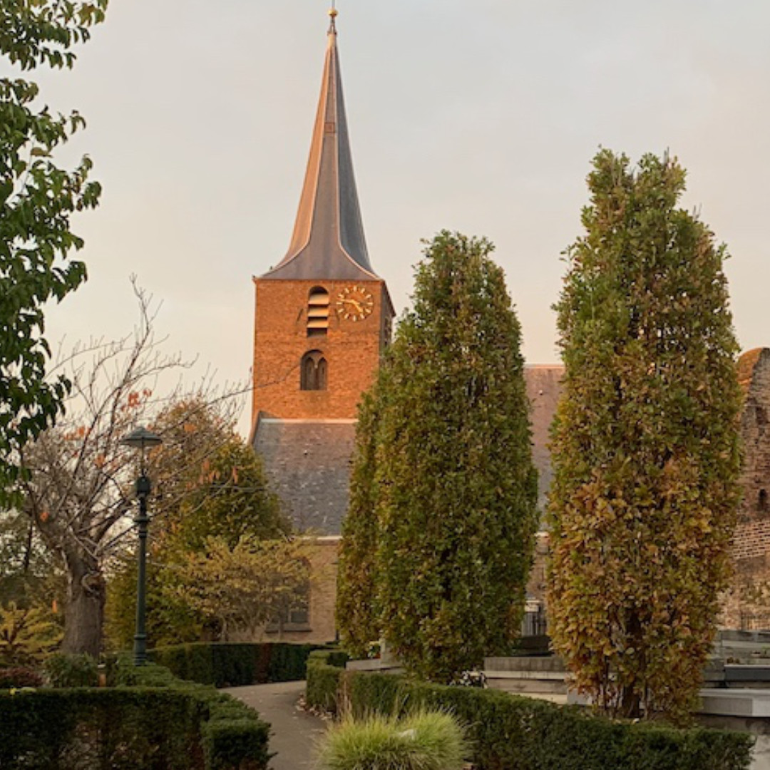 Hillegondakerk Rotterdam Hillegersberg