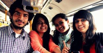 Sahil (NIFT , DELHI) Kajol (NIFT ,DELHI) Tanvi , Radhika (Pearl)