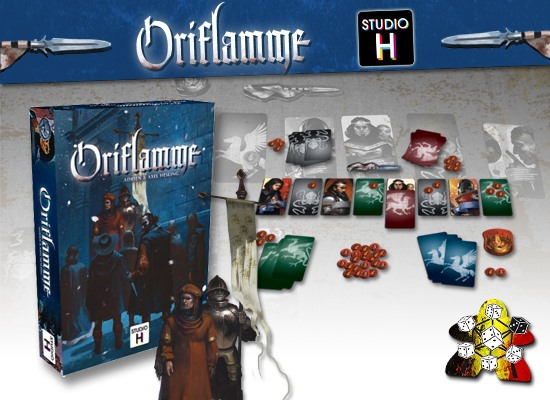 Oriflamme, l'as d'or 2020