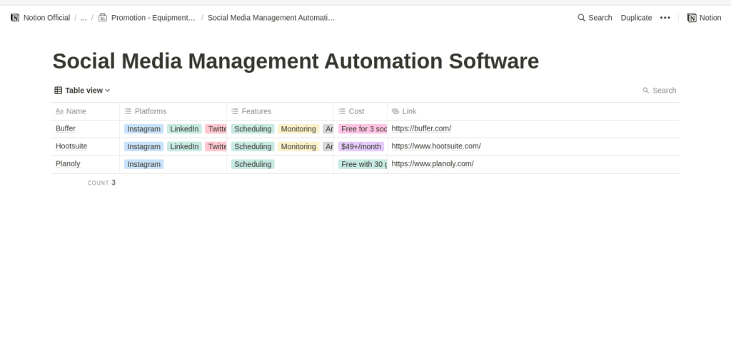 Social Media Management Automation Softwarejpg