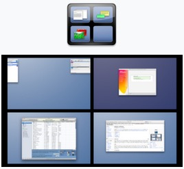 OSX Spaces