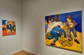 Senior BFA #1 at Des Lee Gallery