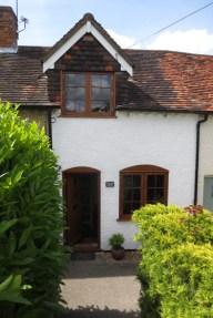 Cottage voorzijde