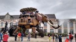 Les Machines in Nantes