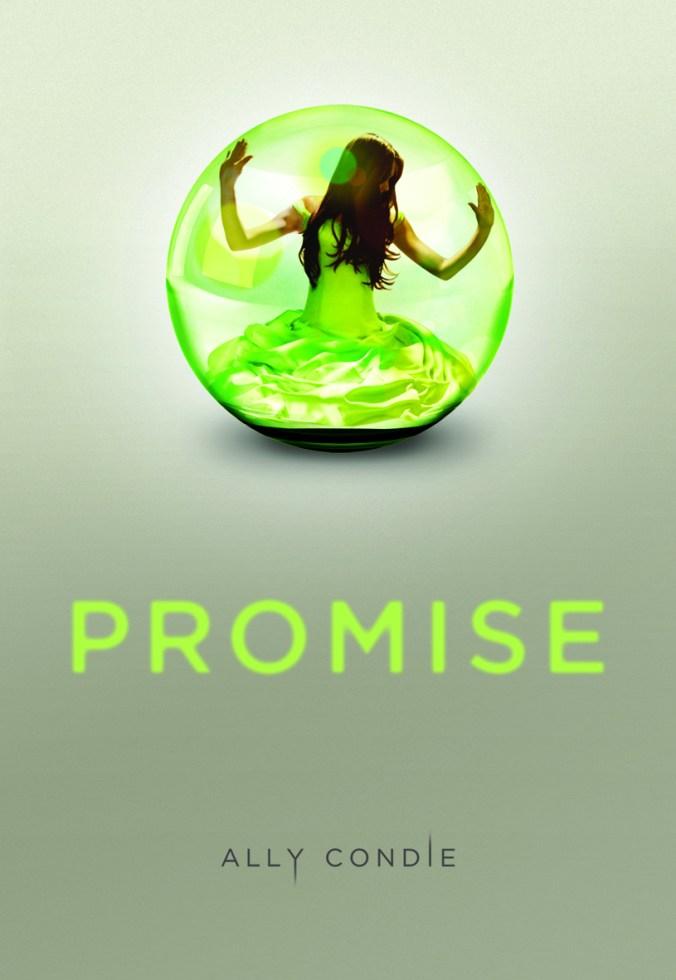 """Couverture du livre """"Promise"""" de Ally Condie"""