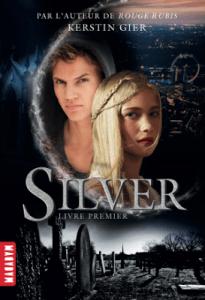 Couverture de Silver aux éditions Milan, collection Macadam