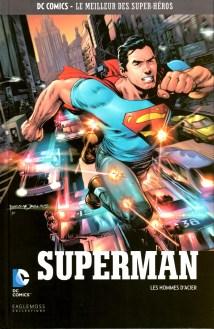 superman les hommes d'acier