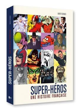 Super-héros une histoire française