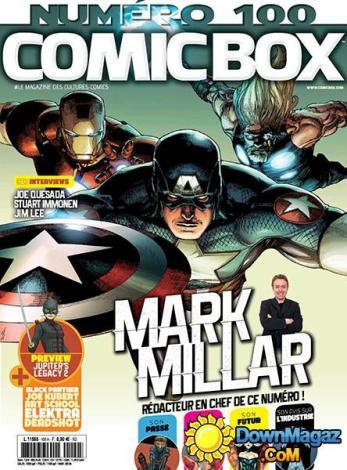 comic box 100