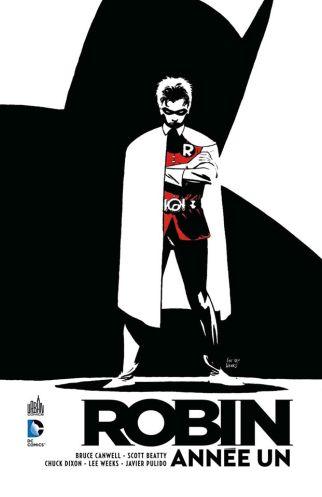 robin année un DC Comics