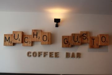 Mucho Gusto Coffee Bar
