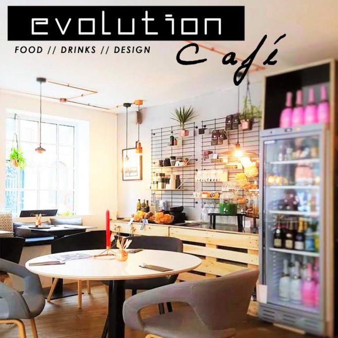 evolution cafe 21