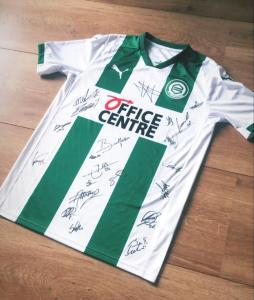 Gesigneerd FC Groningen shirt