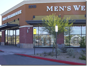 Men's Warehouse, Des Moines, IA