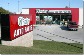 O'Reilly Auto Parts SE 14th Street & NE 14th Street Des Moines, IA