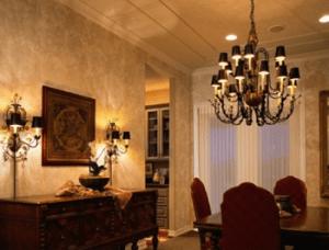 Des Moines interior lighting
