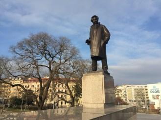 Statue of Janáček