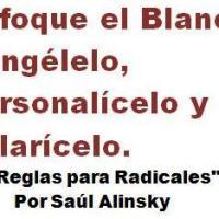 Las 13 Tácticas para Radicales de Saul Alinsky