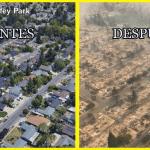 Imágenes Increíbles – Anomalías en incendios forestales (d@b videos)