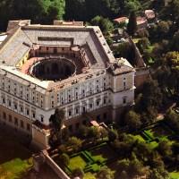 El Pentágono de Villa Farnese, la Creación de los Jesuitas y el Salón de los Mapas