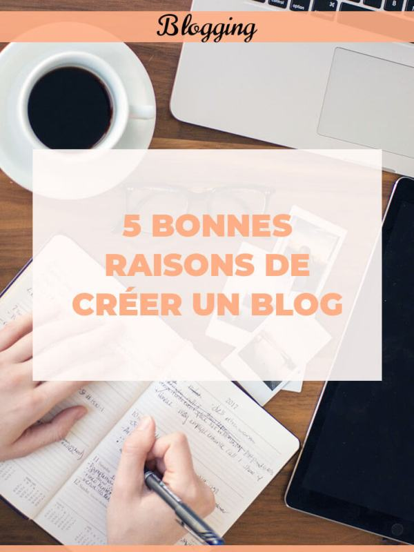 Des Mots et Du Thé : pourquoi lancer un blog ? #blogging