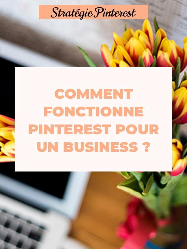Comment fonctionne Pinterest pour une entreprise ?