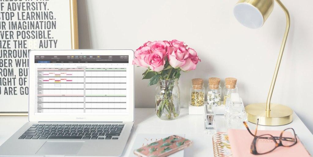 Créez le calendrier éditorial parfait