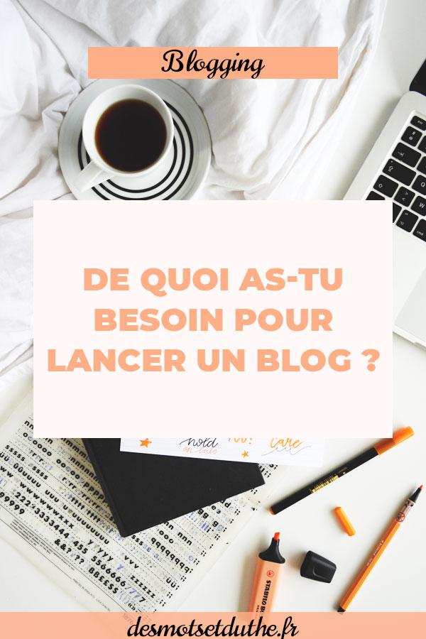 Les bases pour créer un blog