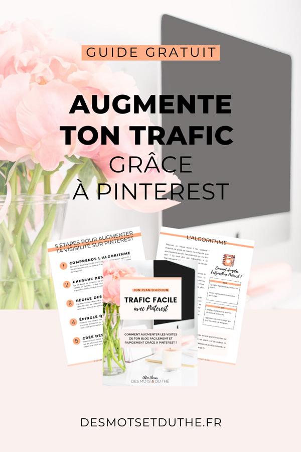 Avoir plus de visites sur son blog grâce à Pinterest