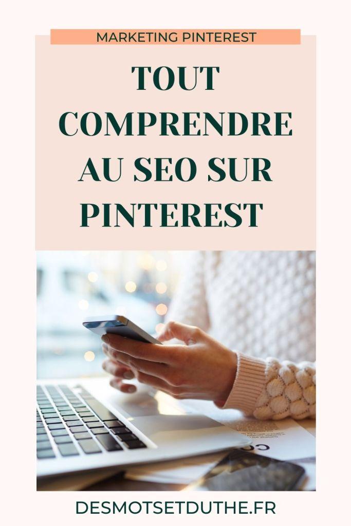 SEO Pinterest : tout comprendre au référencement