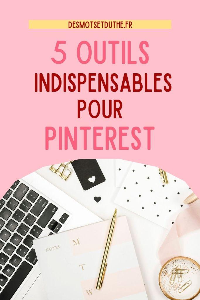 5 outils indispensables pour ta stratégie Pinterest