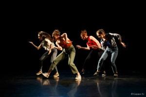 Jeune Ballet désoblique
