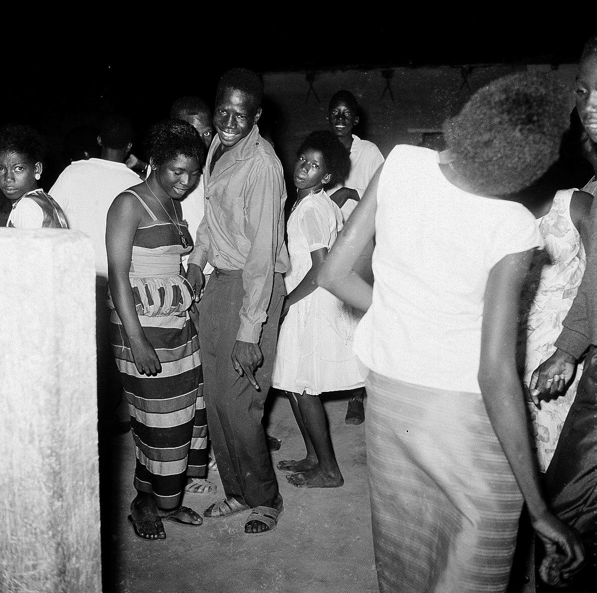 Surprise party Bamako Loura, años 60