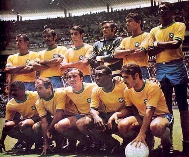 pele - Pelé y la época dorada de Brasil