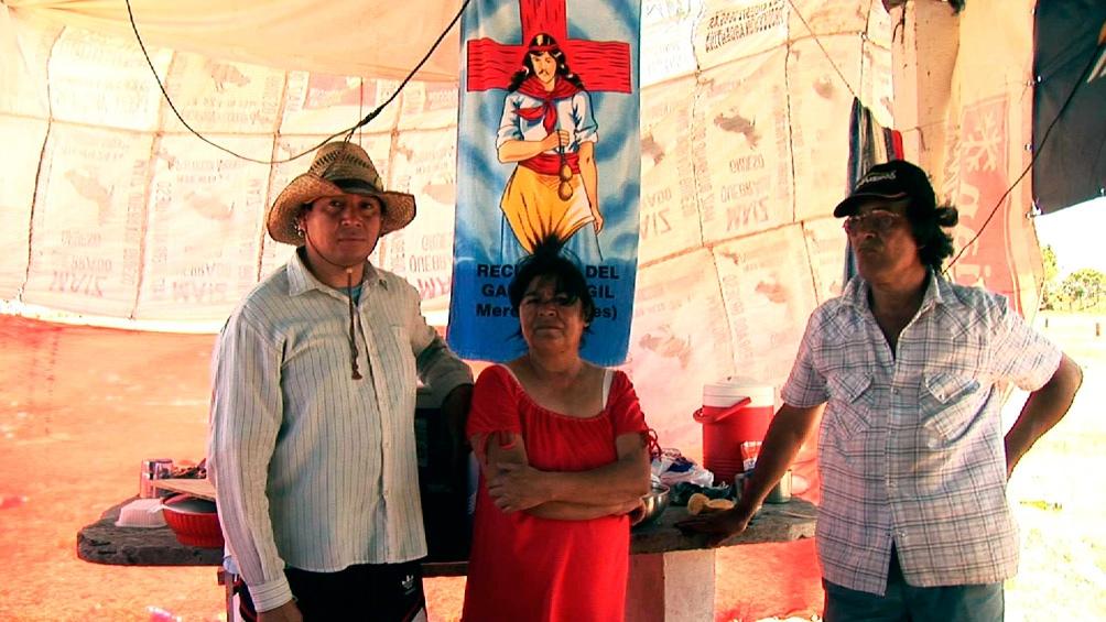 Lía Dasker y una década para un documental sobre el Gauchito Antonio Gil - Télam 2