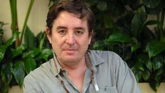 """Luis García Montero: """"Los retos del idioma son los retos de la convivencia democrática"""" - Télam 2"""
