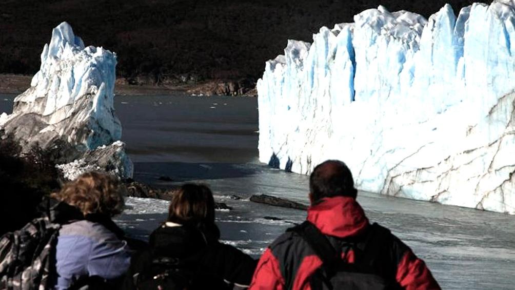 1554824243 649 El Perito Moreno y el Fitz Roy aspiran al podio de las maravillas naturales del país Télam - El Perito Moreno y el Fitz Roy aspiran al podio de las maravillas naturales del país - Télam